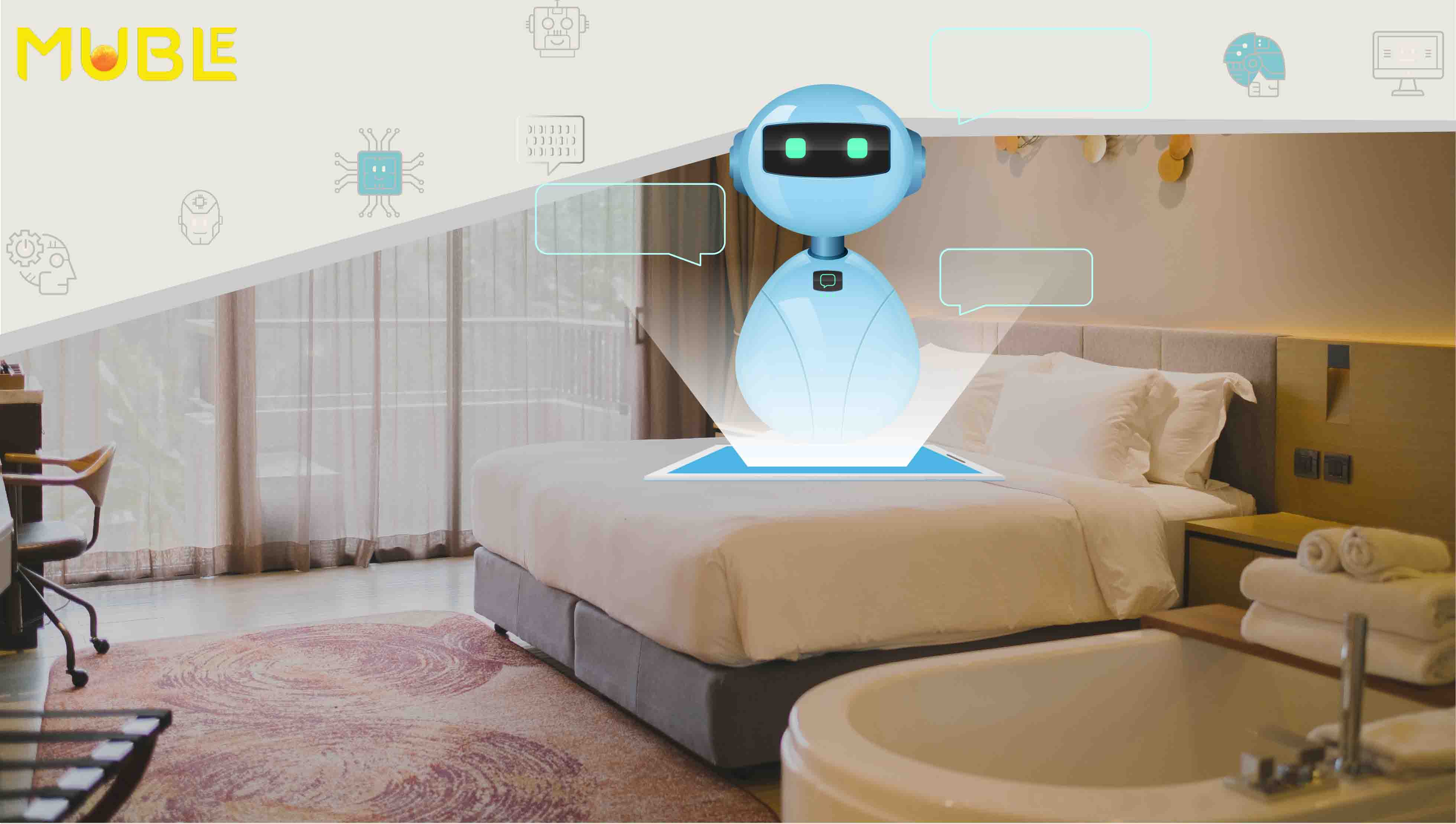 chatbot in hotel