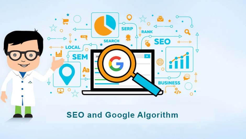 seo google algorithm